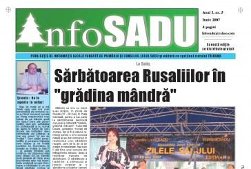Info Sadu nr.5 Iunie 2007