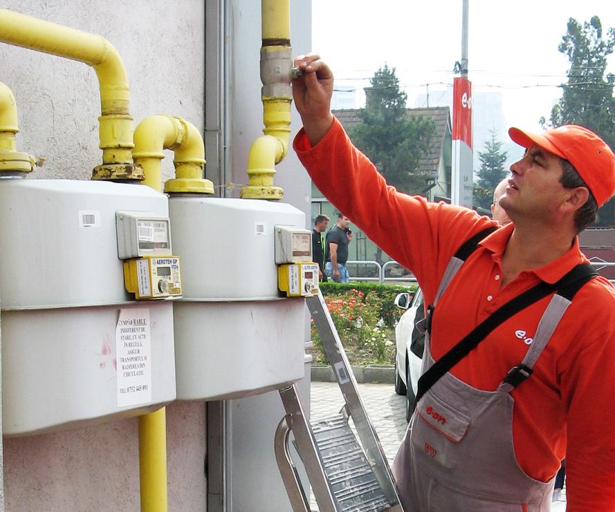 Anunt - 28 Octombrie in intervalul orar 8-15, se sisteaza alimentarea cu gaze naturale.