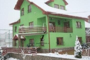 Casa de vacanţă Verde