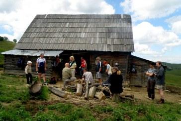Tură montană pe poteciile ciobanilor din Râul Sadului